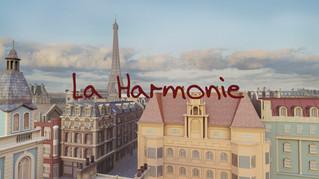 LA HARMONIE (Trailer) - BEST STUDENT FILM OF THE MONTH (JULY 2018)