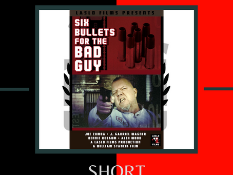 Six Bullets for the Bad Guy