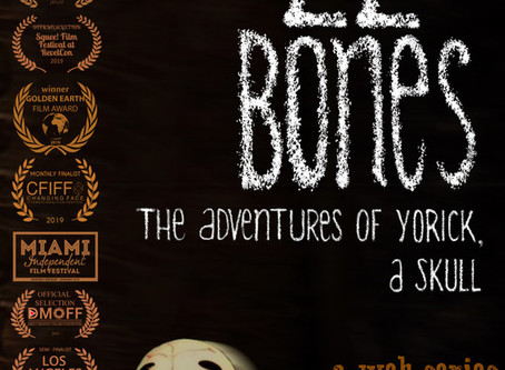 22 Bones, the Adventures of Yorick, a Skull