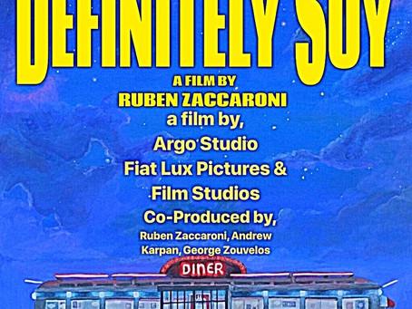 Definetly Soy (Trailer)