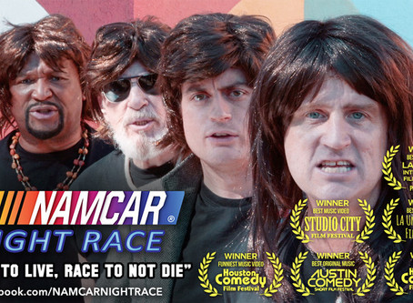 NAMCAR Night Race Official Music Video