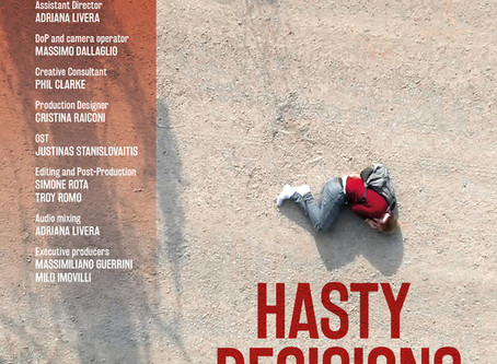 Hasty Decisions (Trailer)