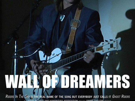 Wall of Dreamers