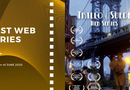 Golden Earth Film Award's Best Web Series winner of June 2020 Edition