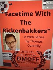 Facetime With The Rickenbakker Family -