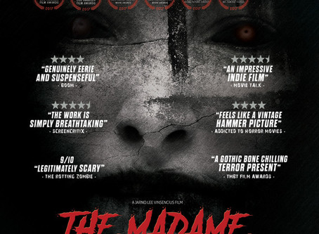 The Madame in Black (Trailer)