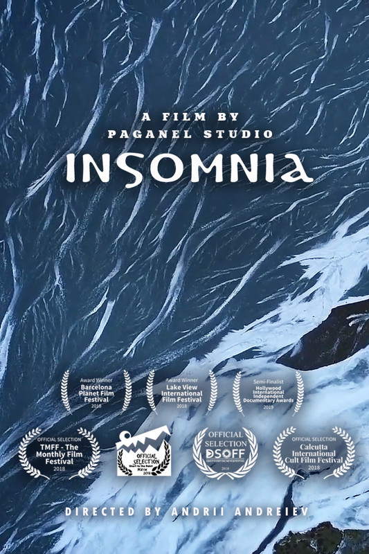 INSOMNIA - Best Documentary/ Non-Fiction Film Of The Month (April 2018)