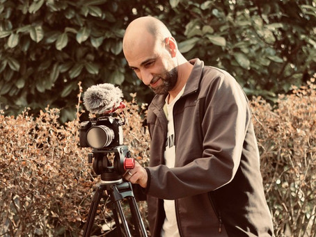 Interview With Mr. Bouhaïk Winner of Cinefern Film Award and Competition