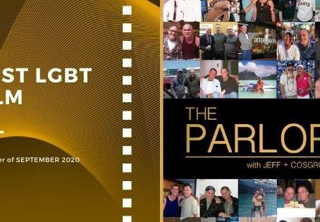 Golden Earth Film Award's Best LGBT Film winner of September 2020 Edition
