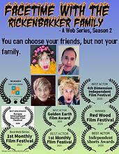 Season 2 of Facetime With The Rickenbakk