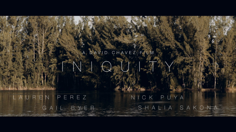 Iniquity (Trailer) - BEST D.O.P OF THE MONTH (DECEMBER - 2018)