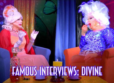 Famous Interviews: Divine