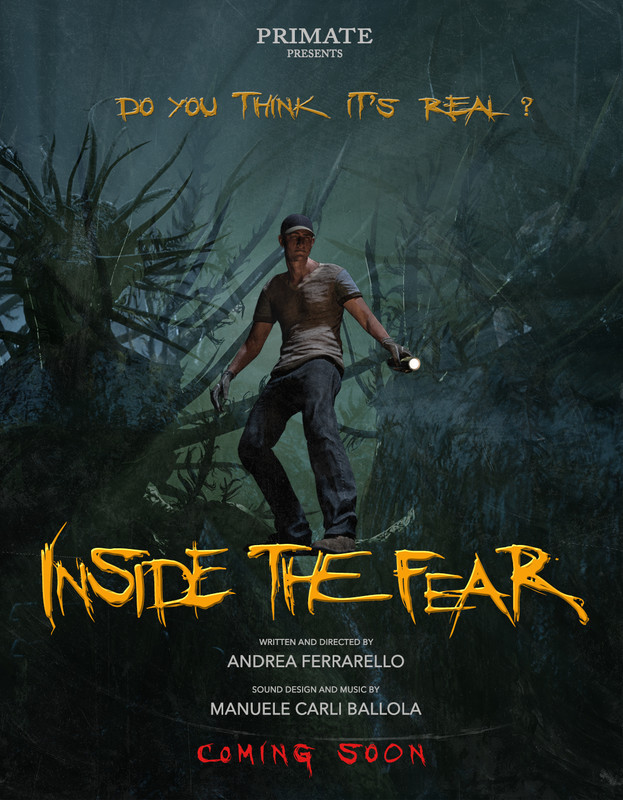 INSIDE THE FEAR - Best Animation Film of The Month (April 2018)