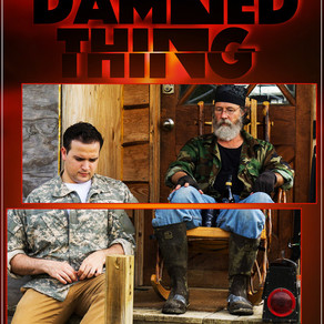 TV Series Pilot: The Damned Thing