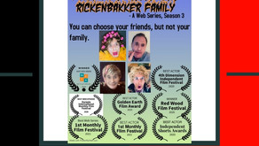 """""""Facetime With The Rickenbakker Family"""", A Web Series- Season 3"""