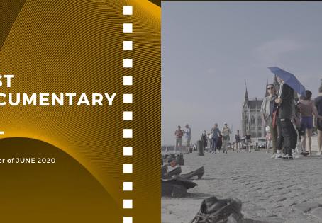 Golden Earth Film Award's Best Documentary Film winner of June 2020 Edition