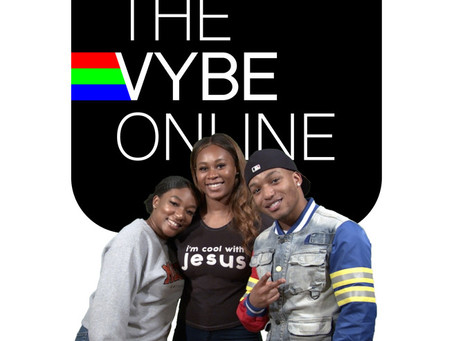 THE VYBE ONLINE