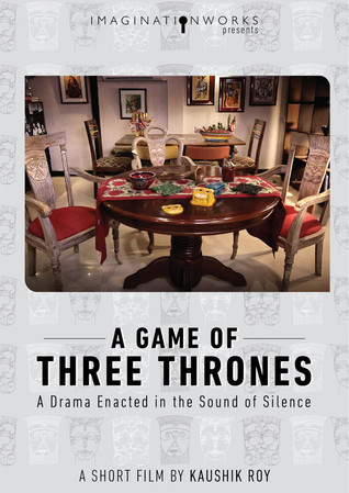 A Game of Three Thrones - JURY CHOICE AWARD OF THE MONTH (OCTOBER-2018)