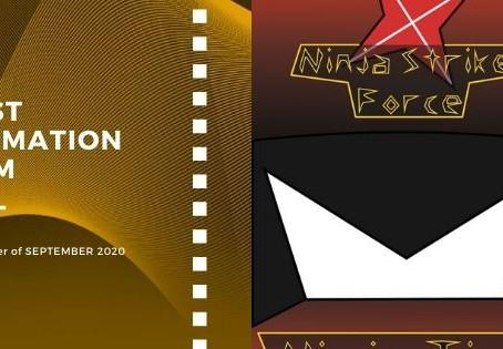 Golden Earth Film Award's Best Animation Film winner of September 2020 Edition