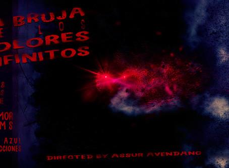 La Bruja De Los Colores Infinitos (Trailer)
