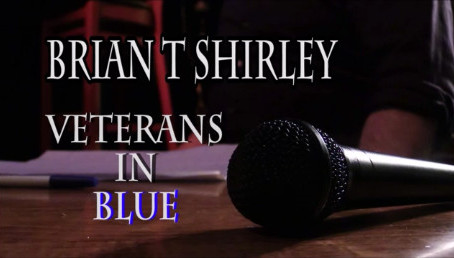 Veterans In Blue Brian T Shirley