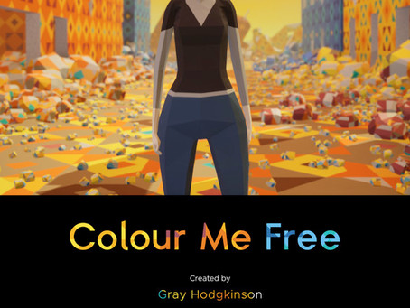 Colour Me Free (Trailer)