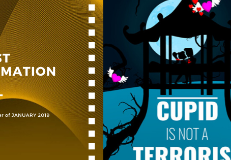 Golden Earth Film Award's Best Animation Film winner of January 2019 Edition