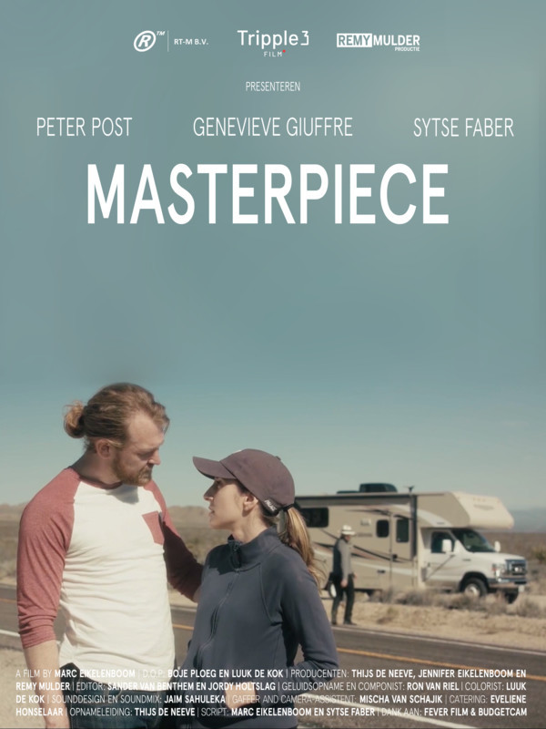 Masterpiece - Best Film Of The Month (April 2018)