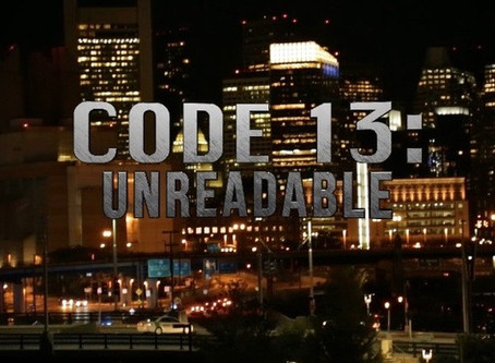 Code 13: Unreadable - Official (Trailer)