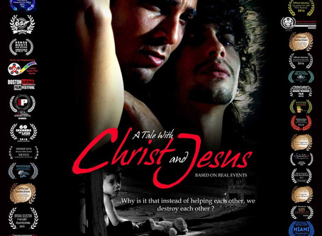 Una historia con Cristo y Jesus / A Tale with Christ and Jesus (Trailer)
