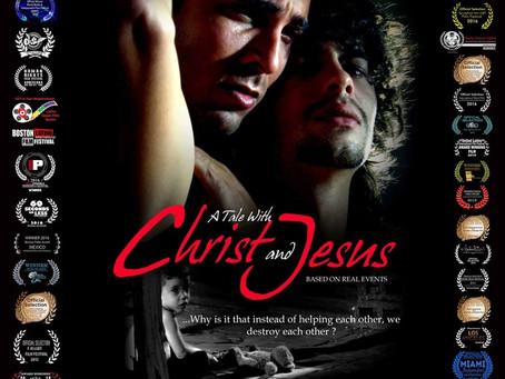 Una historia con Cristo y Jesus / A Tale with Christ and Jesus (Trailer)