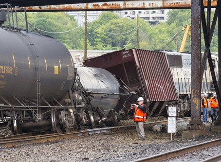 Seattle Death Trains