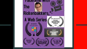 """Season 2 of """"Facetime With The Rickenbakker Family"""""""