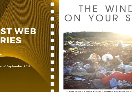 Golden Earth Film Award's Best Web Series winner of September 2019 Edition