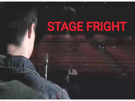 STAGE FRIGHT (Trailer)