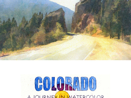 Colorado Counties: A Journey in Watercolor