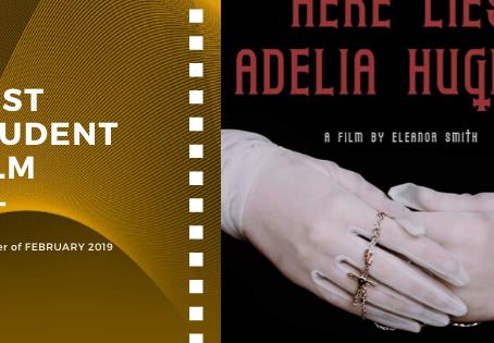 Golden Earth Film Award's Best Student Film winner of February 2019 Edition