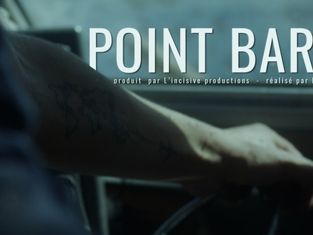 POINT BARRE (Trailer)