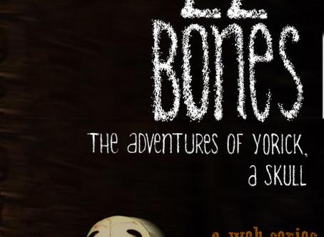 22 Bones, the Adventures of Yorick, a Skull