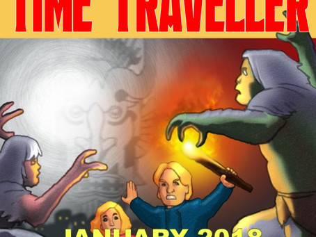 Time Traveller: The Blood of Tyrants