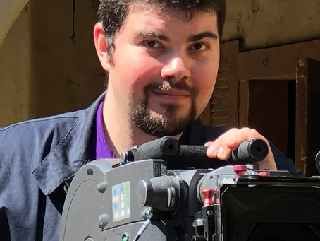 Interview With Mohamed Hammad Winner of Cinefern Film Award and Competition