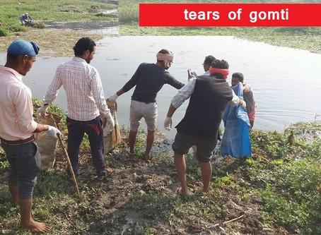 Tears of gomti (Trailer)