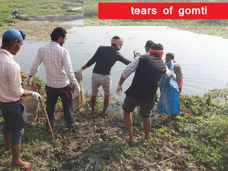 Tears of gomti (Trailer)