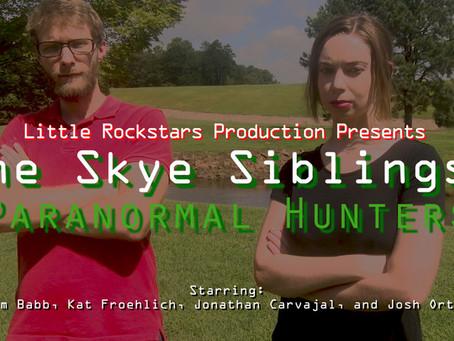 The Skye Siblings: Paranormal Hunters
