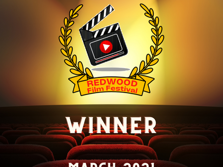 March 2021 - Winner