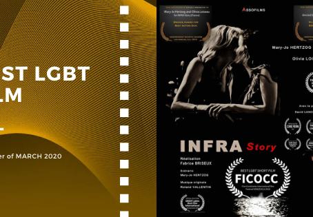 Golden Earth Film Award's Best LGBT Film winner of March 2020 Edition
