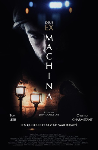 Deus Ex Machina - Best Screenwriter & Jury Choice Award of the Month (AUGUST 2021)