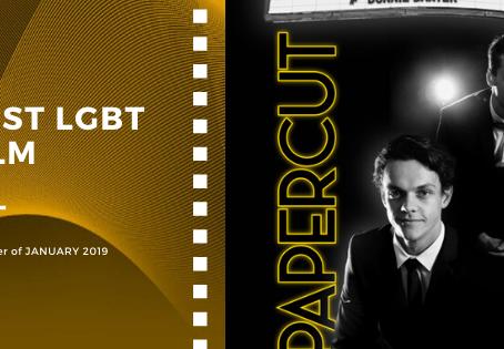 Golden Earth Film Award's Best LGBT Film winner of January 2019 Edition