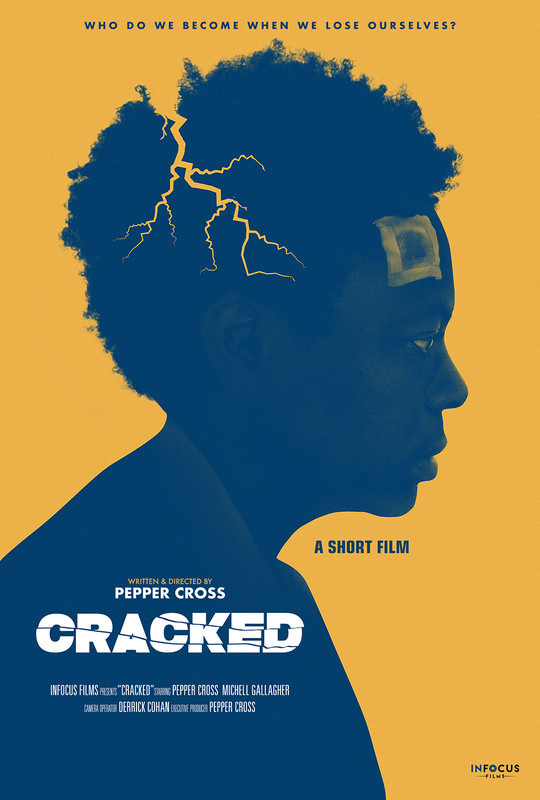 CRACKED - Best Female FilmMaker Of The Month (April 2018)