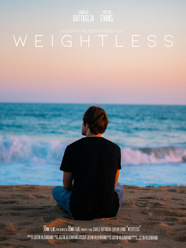 Weightless - BEST STUDENT FILM OF THE MONTH (OCTOBER-2018)